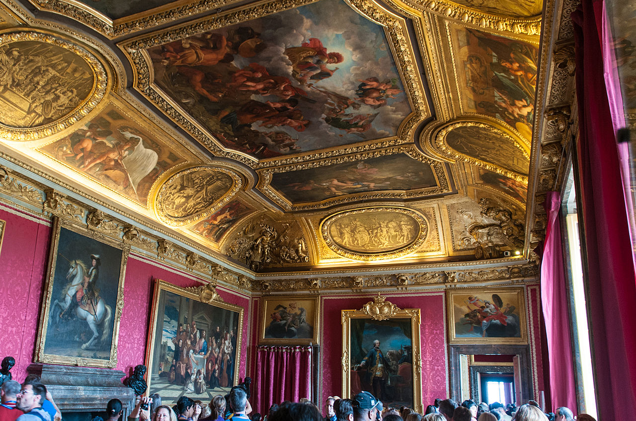 Of historical significance - Palace of Versailles