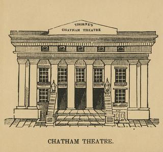 Chatham Garden Theatre New York City