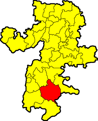 Kartalinsky District - Image: Chelyabinskaya oblast Kartalinsky rayon