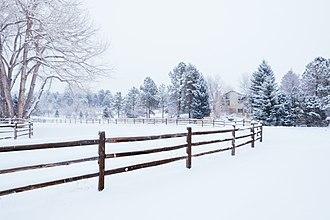 Cherry Hills Village, Colorado - Image: Cherry Hills Village, CO