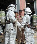 Cherry Point, 2nd MAW ARFF Marines prepare for emergency landing 110708-M-FL226-001.jpg