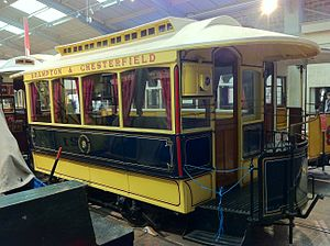 Chesterfield Corporation Tramways 8.jpg