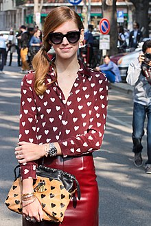 outlet online buying new special section Chiara Ferragni - Wikipedia