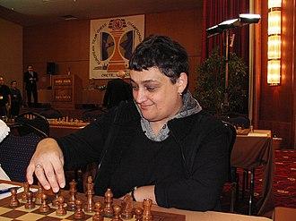 Maia Chiburdanidze - Chiburdanidze, Heraklion 2007