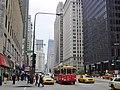 Chicago, E. Lake street and N. Michigan Ave. - panoramio.jpg