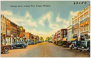 Sturgis, Michigan