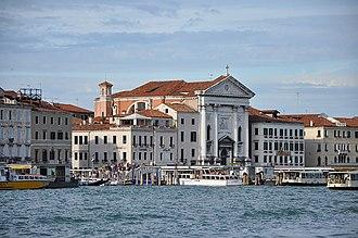 L'estro armonico - Santa Maria della Pietà, Venice, the church built on the site of the Ospedale della Pietà