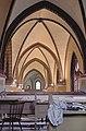 Chorzów Mary Magdalene church northern aisle vault 2020.jpg