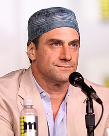 Christopher Meloni 2012.