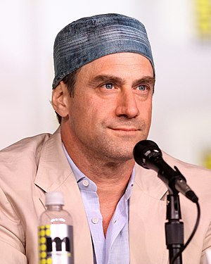 Christopher Meloni - Meloni at the 2012 San Diego Comic-Con International