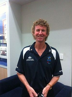 Chris Nunn - Nunn at the Australian Institute of Sport on 11 November 2011