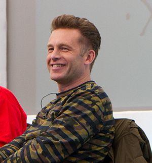 Chris Packham - Packham in 2011
