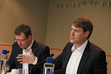 Chris Skidmore MP (right) and Circle Partnership's Steve Melton.jpg