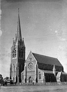 Christchurch Cathedral Christchurch Wikipedia