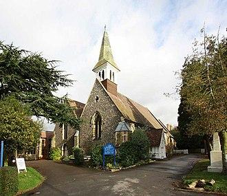 Christ Church, Barnet - Christ Church, Barnet.