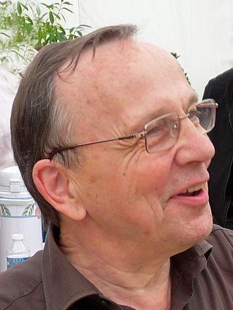 Christian Bobin - Image: Christian Bobin Nancy 2011 (1)