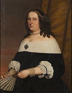 Swedish Princess by birth; margravine of Baden-Durlach by marriage