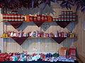 Christmas market 2015 Erzsébet Square. Paprikas. - Budapest.JPG