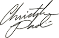 Christopher Paolini signature 2.png