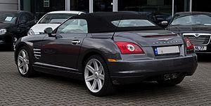 Chrysler Crossfire - Chrysler Crossfire Roadster