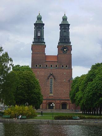 Eskilstuna - Klosters church of Eskilstuna