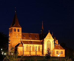Heel, Netherlands - St. Stephanus church
