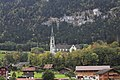 Church from the other side of Lungernsee - panoramio.jpg
