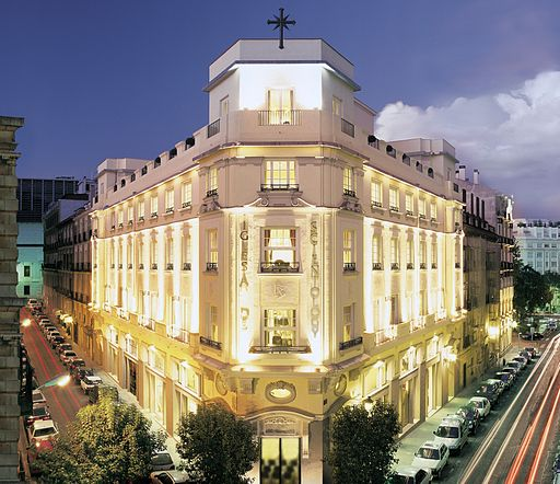 Church of Scientology Madrid, Spain