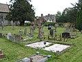 Churchyard, St. David's, Much Dewchurch - geograph.org.uk - 578893.jpg