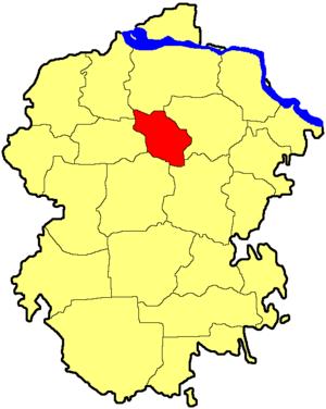 Krasnoarmeysky District, Chuvash Republic