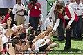 Cierre de campaña de Enrique Peña Nieto en el Estadio Azteca, 24 junio 2012. (7442832940).jpg