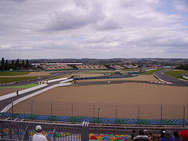 The Circuit de Nevers Magny-Cours