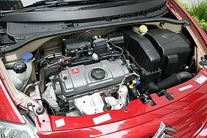 PSA TU engine - A TU3 in a Citroën C3