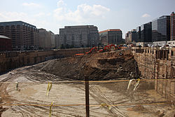CityCenterDC - under construction - 2011-08-20.JPG