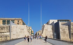 City Gate, Valletta 002.jpg
