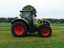 Traktorenlexikon: Claas – Wikibooks, Sammlung freier Lehr