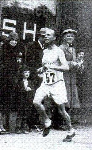 Clarence DeMar - DeMar in 1930