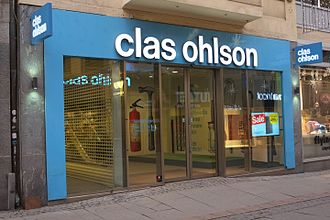 Clas Ohlson - A typical Clas Ohlson branch in Oslo