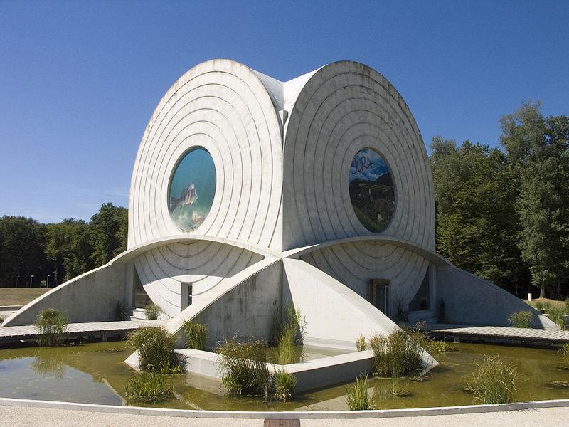 File claude nicolas ledoux wikimedia for Architecture futuriste ecologique