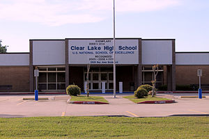 Clear Lake City (Greater Houston) - Clear Lake High School