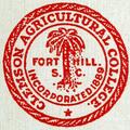 Clemson logo (Taps 1913).png