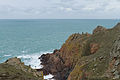 Cliffs at Les Landes in Jersey.JPG
