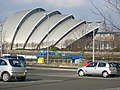 Clyde Auditorium from south of the River Clyde - geograph.org.uk - 693471.jpg