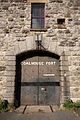 Coalhouse Fort entrance door.jpg