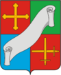 Coat of Arms of Dzerzhinsky District (Kaluga Oblast).png