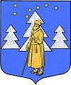 Coat of arms of the Susaninskoye rural settlement, Gatchina District, Leningrad Oblast, Russia.jpg