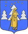 Coat of arms of the Susaninskoye rural settlement, Gatchina District, Leningrad Oblast, Russia.jpg