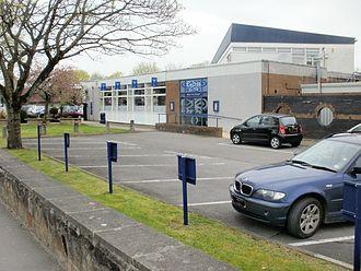 Cardiff Metropolitan University - The former Colchester Avenue campus in 2010