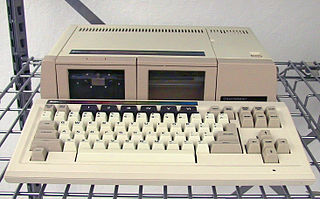 Coleco Adam Home computer by Coleco, released in 1983