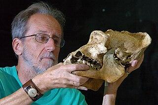 Colin Groves Australian anthropologist